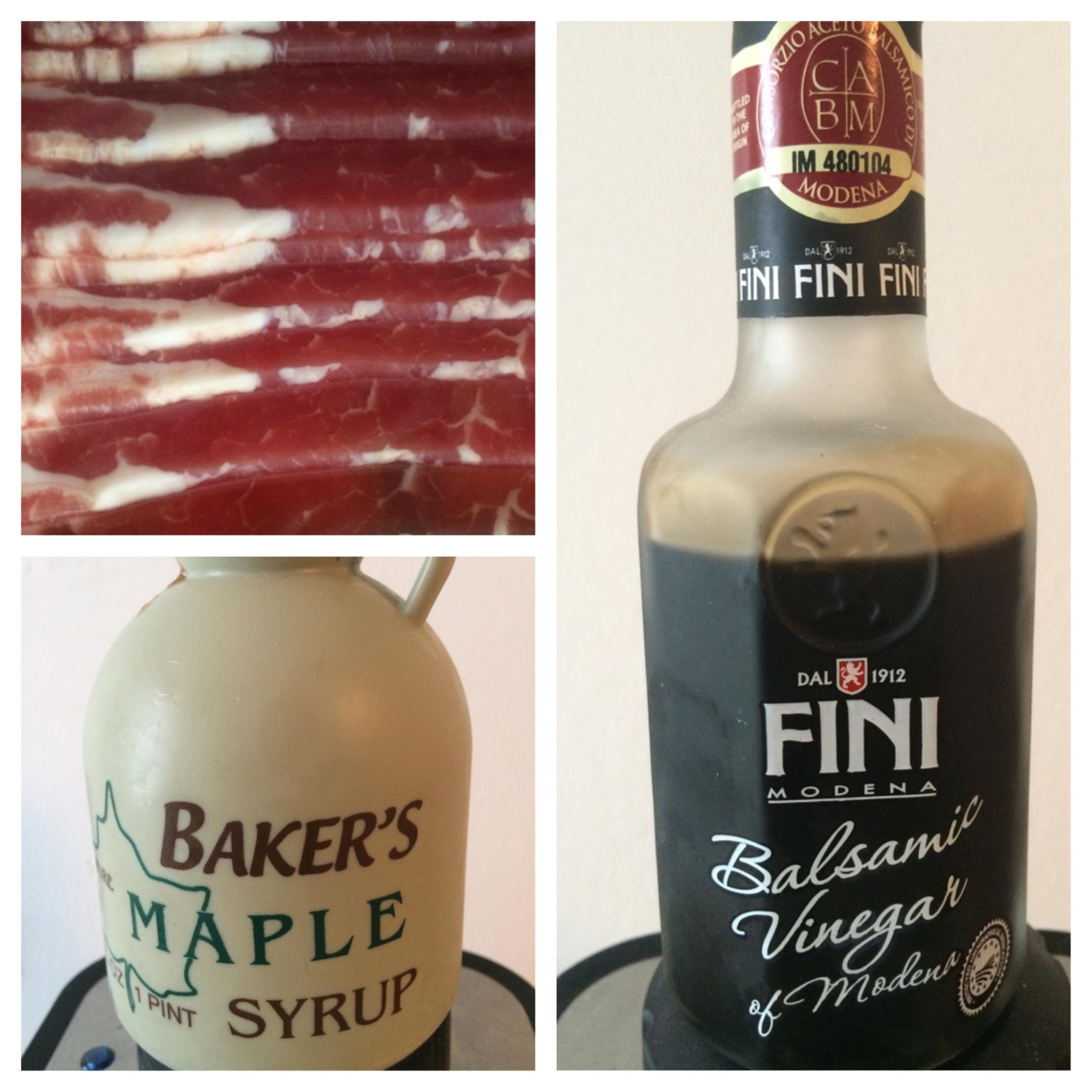 Bacon Balsamic Vinaigrette Recipe